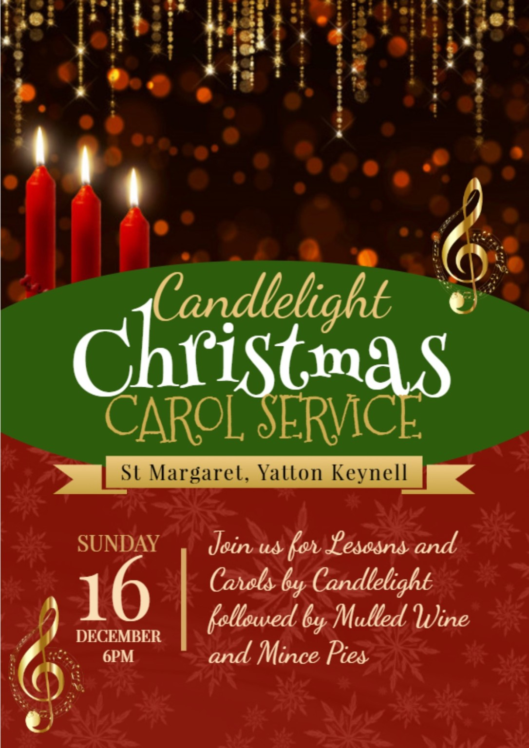 YK Carol Service 2018